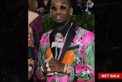 Offset's $150k Chain Stolen from Hotel Room