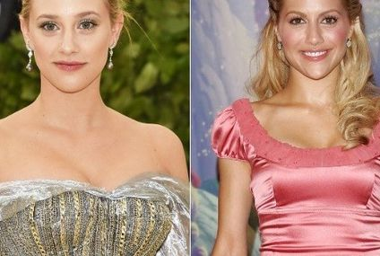 Yes, Lili Reinhart Knows How Much She Looks Like Brittany Murphy