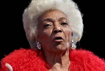 'Star Trek' Star Nichelle Nichols Suffering from Severe Memory Loss, Claims Son
