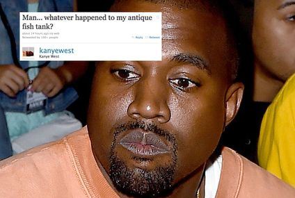 24 Deleted Kanye West Tweets That Will Take You Back To Happier Times