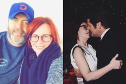 Megan Mullally Talking About Nick Offerman Will Restore Your Faith In Celeb Love