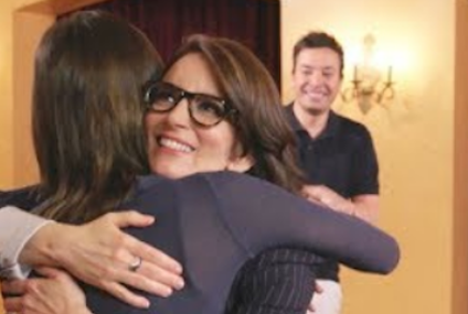 "Tina Fey And Jimmy Fallon Surprised Some ""Mean Girls"" Superfans And Honestly I'm Sobbing"