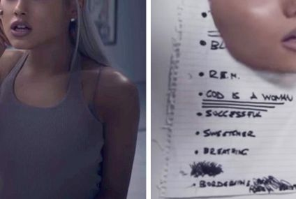 Ariana Grande Just Released Her New Music Video So Obviously I've Been Studying Every Second Of It