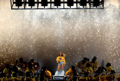 How Beyoncé Called Out Coachella's Whiteness