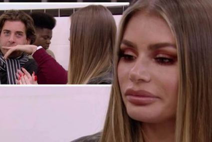TOWIE viewers applaud Chloe Sims as she give Arg some tough love over whether he and Gemma Collins should have a baby together