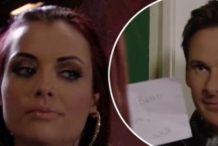 EastEnders: Whitney Dean takes REVENGE on Woody Woodward ahead of Lee Ryan's exit