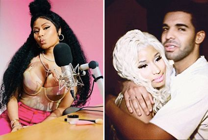 Nicki Minaj On Being Caught In The Middle Of The Drake-Meek Mills Feud