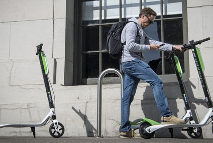 A Taste of Lime: Uber Invests in an Electric Scooter Company