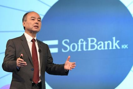 Investing in SoftBank Is Becoming a Bet on Its Founder's Deal-Making Prowess