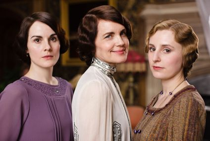 Grab a Cup of Tea and Sit Down, Because the Downton Abbey Movie Is Actually Happening