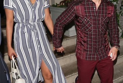 It's Date Night! Nick Jonas and Priyanka Chopra Join Joe Jonas and Sophie Turner For Dinner