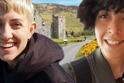 I Tricked My Girlfriend Into Going To Scotland