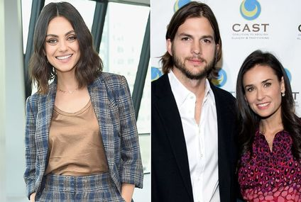 Mila Kunis Gets Candid About Demi Moore and Ashton Kutcher's Marriage