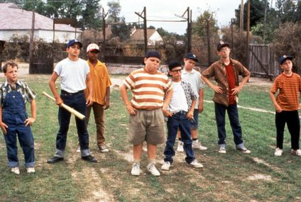 Legends Truly Never Die - Fox Is Developing a Prequel to '90s Classic The Sandlot