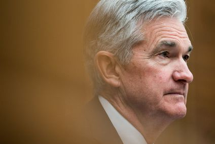 'Economy Is Strong,' Fed Chairman Says, Arguing for a Policy of Risk Management