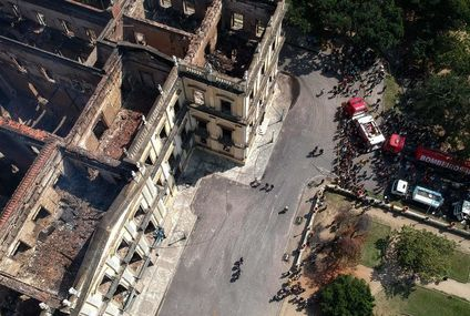Fire Devastated the National Museum of Brazil. Show Us What Was Lost.