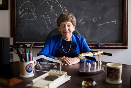 How Do You Find an Alien Ocean? Margaret Kivelson Figured It Out.
