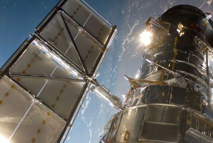 Hubble Telescope, Disoriented, Takes a Nap to Reboot