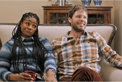 The Oath: Things Get Awkward For Tiffany Haddish and Ike Barinholtz in This Exclusive Clip