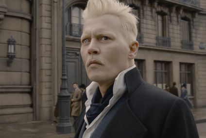 Despite Controversy, Johnny Depp Will Return as Grindelwald in Fantastic Beasts 3