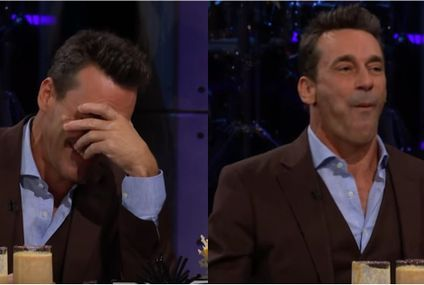 "Jon Hamm Eats Bull Penis to Avoid Revealing the True Size of His ""Hammaconda"""