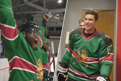 Tim Hortons makes dreams come true for Kenya's only hockey team (24 Photos)
