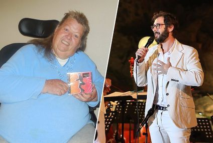 Lets all share this story and get this sick mom a hug from Josh Groban (7 Photos)