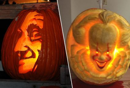 Pumpkin carvings that are world class works of art (34 Photos)