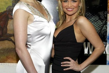 Idina Menzel and Kristin Chenoweth's Wickedly Sweet Friendship in Pictures