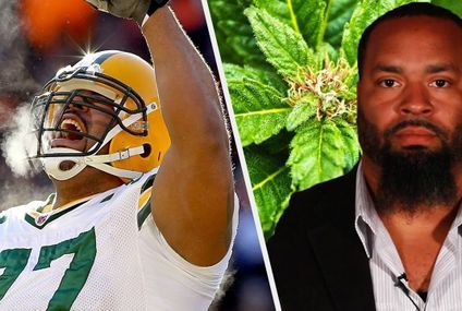 How Playing In The NFL Led Me To Using Cannabis