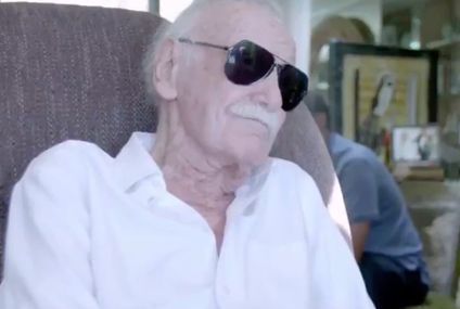 Step 1: Watch Stan Lee's final message to his fans… Step 2: Try not to cry… Step 3: Cry a lot