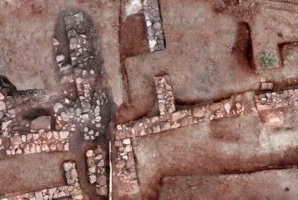 Rich, Ancient City Is Unearthed in Greece