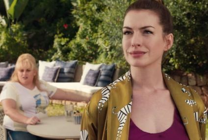 Anne Hathaway and Rebel Wilson Scam the Hell Out of Rich Men in The Hustle Trailer