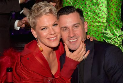 Pink Casually Admitted She Slashed Carey Hart's Tires on Thanksgiving, Because NBD