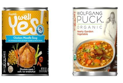 7 Low-Calorie Soups From Amazon That Make For Easy and Healthy Lunches
