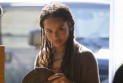 Will Big Little Lies Address Bonnie's Blackness? According to Zoë Kravitz, It's Not Likely