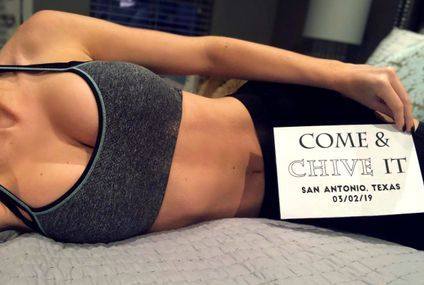 Come and Chive it! (6 photos & 1 video)