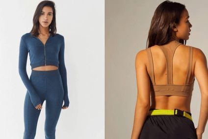 Urban Outfitters Has Incredibly Functional Workout Gear, and We Were Surprised, Too
