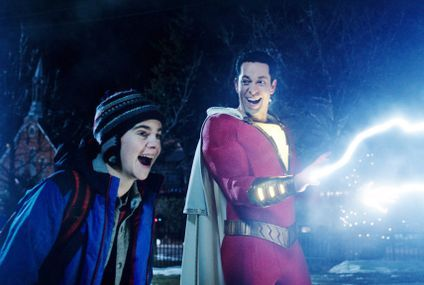 'Shazam!' review: Zachary Levi is a superhero who actually has fun