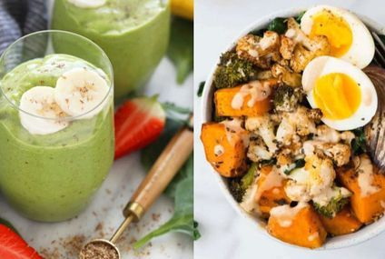 21 Quick, Veggie-Packed Breakfast Recipes For a Healthy and Energizing Start to Your Day