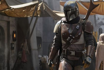 Star Wars live-action series 'The Mandalorian' unveiled with exclusive teaser