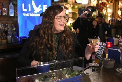 Aidy Bryant on Life's Simple Pleasures: Vodka-Cranberries, Slippers, and . . . Hand Sanitizer?