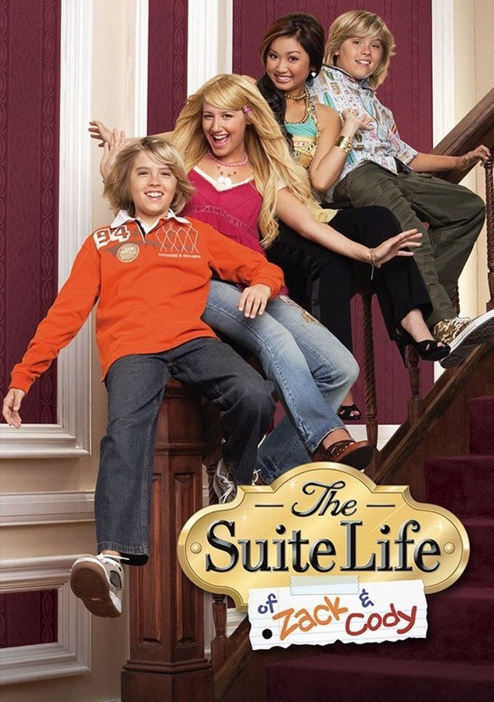 And one show that always kept me surprised was Disney's The Suite Life of Zack and Cody.