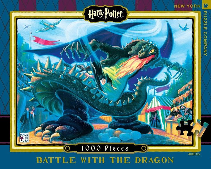 New-York-Puzzle-Company-Harry-Potter-Battle-Dragon-Jigsaw-Puzzle.jpg