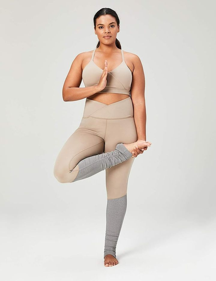 afb2679d 17 Cute and Seriously Affordable Workout Clothes For Curvy Women — All From  Amazon