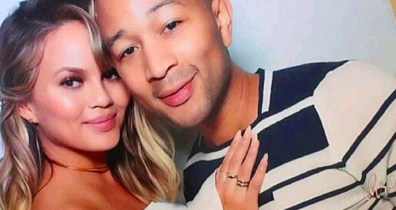 Chrissy Teigen Responded To John Legend's Tony Nomination In The Most Chrissy Teigen Way
