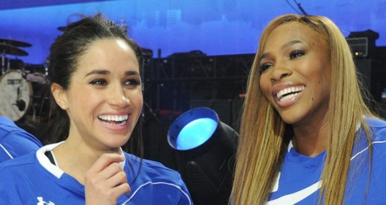 Meghan Markle gets one piece of advice from pal Serena Williams ahead of Prince Harry wedding