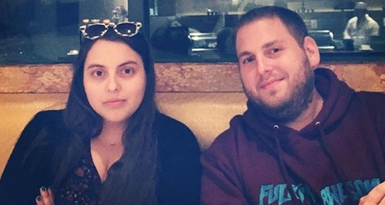 71e86846743 11 Photos That Prove Jonah Hill And Beanie Feldstein Are The Ultimate Sibling  Goals