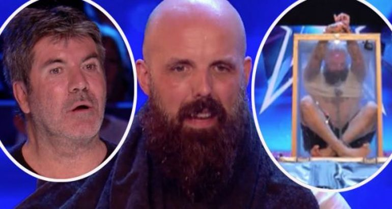 Britain's Got Talent: Matt Johnson's dangerous escapology stunt SLAMMED as fans are left horrified over extreme audition