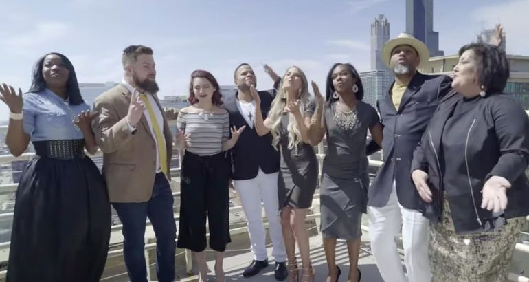 Facebook Removes a Gospel Group's Music Video